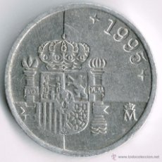 Monedas Juan Carlos I: 1 PTA 1995. Lote 39539899