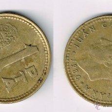 Monedas Juan Carlos I: 1 PESETA DE 1980 ESTRELLA 80. Lote 39585878