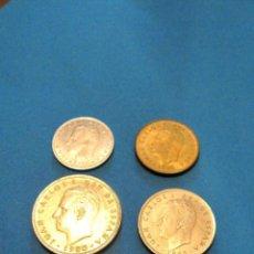 Monedas Juan Carlos I: PEQUEÑA COLECCION MONEDAS JUAN CARLOS 1º- MUNDIAL 82.. Lote 40080746