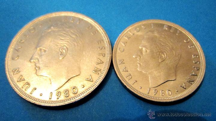 Monedas Juan Carlos I: PEQUEÑA COLECCION MONEDAS JUAN CARLOS 1º- MUNDIAL 82. - Foto 5 - 40080746