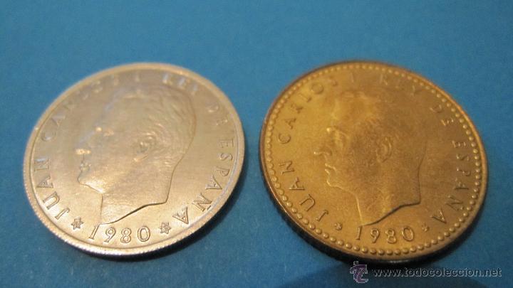 Monedas Juan Carlos I: PEQUEÑA COLECCION MONEDAS JUAN CARLOS 1º- MUNDIAL 82. - Foto 7 - 40080746