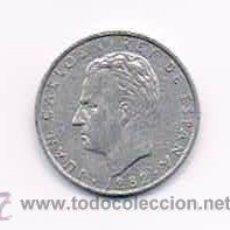 Monedas Juan Carlos I: MONEDA ESPAÑOLA DOS PESETAS JUAN CARLOS I 1982 (2 PESETAS). Lote 40265840
