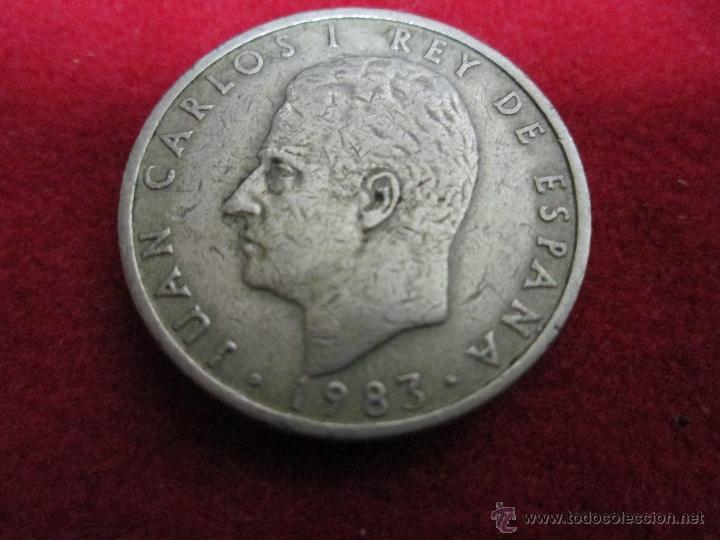 100 PESETAS 1983 CIRCULADA LA FECHA MAS ESCASA (Numismática - España Modernas y Contemporáneas - Juan Carlos I)
