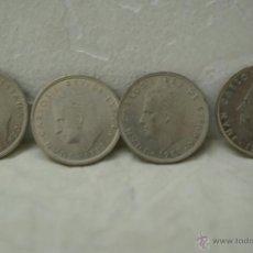 Monedas Juan Carlos I: LOTE DE 4 MONEDAS DE 100 PTAS DEL MUNDIAL 82 DE JUAN CARLOS I. Lote 40617334