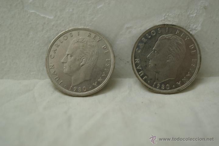Monedas Juan Carlos I: LOTE DE 4 MONEDAS DE 100 PTAS DEL MUNDIAL 82 DE JUAN CARLOS I - Foto 4 - 40617334
