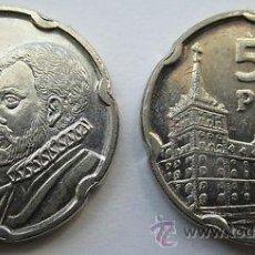 Monedas Juan Carlos I: 50 PESETAS AÑO 1997 SIN CIRCULAR SC (DE BOLSA FNMT) . Lote 101236144