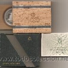 Monedas Juan Carlos I: 5000 PESETAS DE PLATA DE 1989. QUINTO CENTENARIO. ESTUCHE Y CERTIFICADO. Lote 40861624