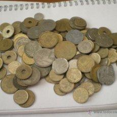 Monedas Juan Carlos I: LOTE DE MONEDAS DE JUAN CARLOS I Y FRANCO. DIVERSOS VALORES, ÉPOCAS Y CONSERVACIONES. Lote 44012918