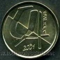 Monedas Juan Carlos I: ESPAÑA 5 PESETAS DEL 2001 - Nº3. Lote 44233700