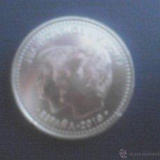 Monedas Juan Carlos I: 20 EUROS - 2010 - CAMPEONES DEL MUNDO - PLATA. Lote 44770348