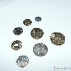 Monedas Juan Carlos I: LOTE MONEDAS AÑO 1997 PESETA. Lote 45711586