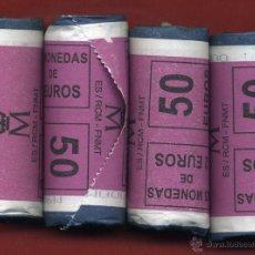 Monedas Juan Carlos I: LOTE DE 100 MONEDAS DE 2 EUROS 2009 ESPAÑA EMU ,ESTRELLAS GRANDES (VARIANTE), ORIGINARLES ERROR ,RB. Lote 45729844
