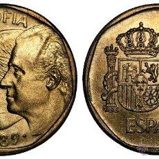 Monedas Juan Carlos I: ESPAÑA: 500 PESETAS 1989 CALIDAD S/C REYES DE ESPAÑA JUAN CARLOS Y SOFIA *NUMISBUR*. Lote 195161333