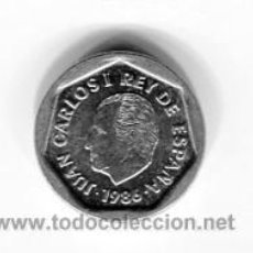 Monedas Juan Carlos I: 200 PESETAS J. CARLOS I AÑO 1986. Lote 45835507
