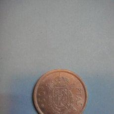 Monedas Juan Carlos I: MONEDA ESPAÑA. MONEDA DE 50 PESETAS. REY JUAN CARLOS I DE ESPAÑA. AÑO 1975 . Lote 46225927