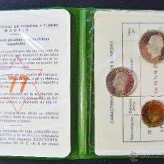 Monedas Juan Carlos I: CARTERITA PRUEBA NUMISMÁTICA JUAN CARLOS I. AÑO 1977.. Lote 46249769