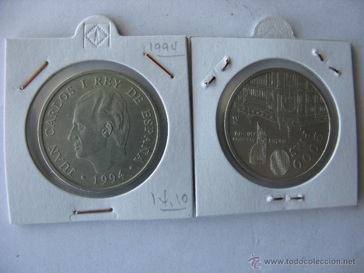 2000 PESETAS. 1994. JUAN CARLOS I REY DE ESPAÑA. S/C (Numismática - España Modernas y Contemporáneas - Juan Carlos I)