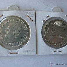 Monedas Juan Carlos I: 2000 PESETAS. JUAN CARLOS I REY DE ESPAÑA. 1996. S/C. Lote 46264988