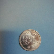 Monedas Juan Carlos I: MONEDA ESPAÑA. 5 PESETAS JUAN CARLOS I - 1980. MUNDIAL FUTBOL 1982. Lote 46390238