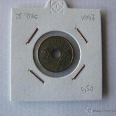 Monedas Juan Carlos I: MONEDA/MONEDAS 25 PESETAS 1997. ESPAÑA.. Lote 46461350