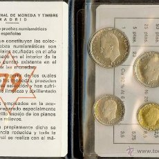 Monedas Juan Carlos I: CARTERA 1975 *19-79. Lote 47580246