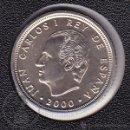 Monedas Juan Carlos I: MONEDA 10 PESETAS / PTS - JUAN CARLOS I. AÑO 2000 - CONSERVACIÓN SC. Lote 167138481