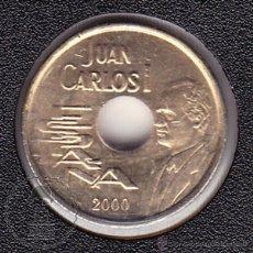 Monedas Juan Carlos I: MONEDA 25 PESETAS / PTS - JUAN CARLOS I. AÑO 2000 - CONSERVACIÓN SC. Lote 77862989