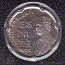 Monedas Juan Carlos I: MONEDA 50 PESETAS / PTS - JUAN CARLOS I. AÑO 2000 - CONSERVACIÓN SC. Lote 99118283