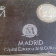 Monedas Juan Carlos I: 200 PESETAS. 1992.MADRID CAPITAL EUROPEA DE LA CULTURA. Lote 48422658