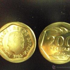 Monedas Juan Carlos I: MONEDA 200 PESETAS 1986. S/C.CARTUCHO FNMT. PTAS. JUAN CARLOS I. Lote 278699868