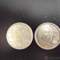 Monedas Juan Carlos I: MONEDA 10 PESETAS JUAN CARLOS I 1993 SC DE CARTUCHO. JOAN MIRO.. Lote 195268487