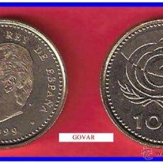 Monedas Juan Carlos I: ESPAÑA MONEDA DE 100 PESETAS JUAN CARLOS I AÑO 1999 CIRCULADA. Lote 206429870