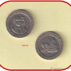 Monedas Juan Carlos I: ESPAÑA MONEDA DE 200 PESETAS JUAN CARLOS I AÑO 1990 CIRCULADA. Lote 51800193