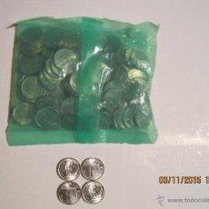 Monedas Juan Carlos I: BOLSA ORIGINAL,COMPLETA Y PRECINTADA DE LA FNMT DE 100 MONEDAS DE 10 PTAS DE 1997 - SENECA. Lote 52558160