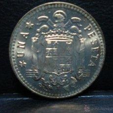 Monedas Juan Carlos I: 1 PESETA 1975 19 77 SC. Lote 53161857