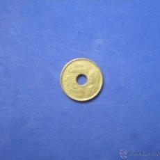 Monedas Juan Carlos I: MONEDA - 25 PESETAS - ESPAÑA 1990. Lote 53367112