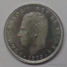 Monedas Juan Carlos I: MONEDA DE CIEN (100) PESETAS 1975_76 PRIMERA EDICIÓN JUAN CARLOS I MBC. Lote 53863152