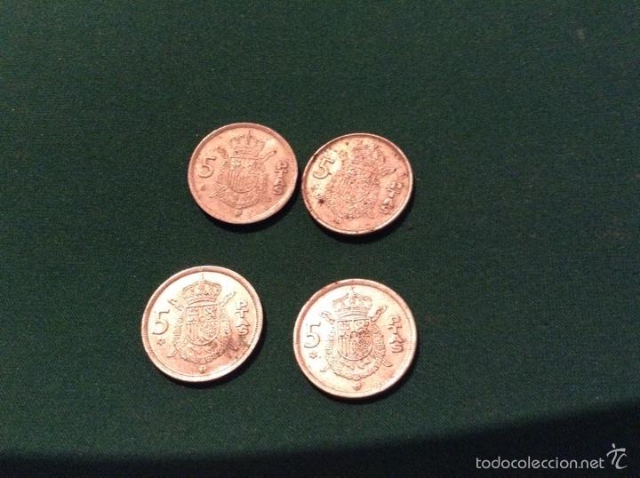 MONEDA 5 PESETAS JUAN CARLOS I (Numismática - España Modernas y Contemporáneas - Juan Carlos I)