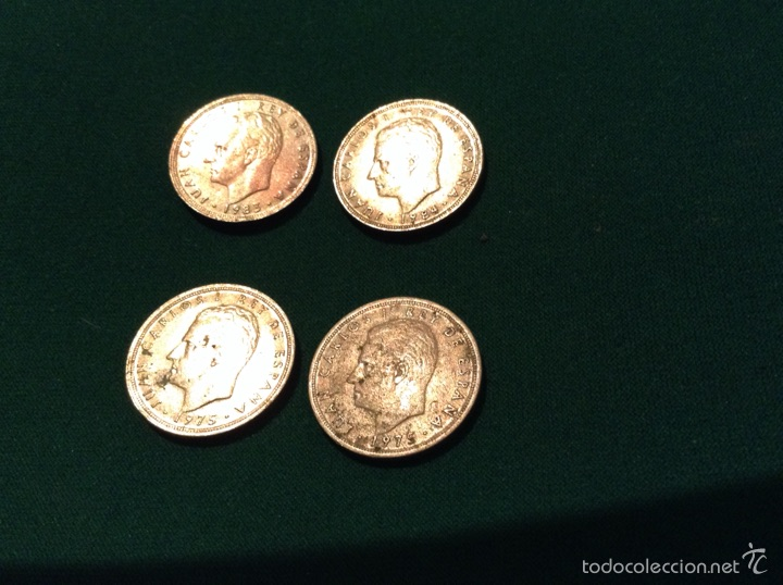 Monedas Juan Carlos I: Moneda 5 pesetas Juan Carlos I - Foto 2 - 53964804