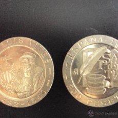 Monedas Juan Carlos I: MONEDA 200 PESETAS 1993. S/C.CARTUCHO FNMT. PTAS. JUAN CARLOS I. LUIS VIVES. Lote 223824540