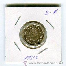 Monedas Juan Carlos I: 200 PESETAS JUAN CARLOS I AÑO 1987. Lote 54183199