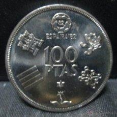 Monedas Juan Carlos I: 100 PESETAS 1980 ESTRELLA 80 SIN CIRCULAR. Lote 205642932