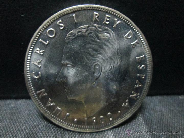 Monedas Juan Carlos I: 100 pesetas 1980 estrella 80 sin circular - Foto 2 - 205642932