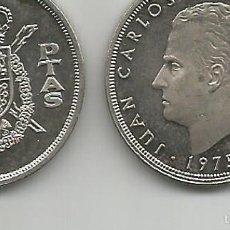 Monedas Juan Carlos I: 5 PESETAS DE JUAN CARLOS I 1975 *77 S/C. Lote 55361726