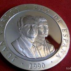 Monedas Juan Carlos I: 2000 PESETAS OLIMPIADA BARCELONA 92, 2ª SERIE. Lote 55396009