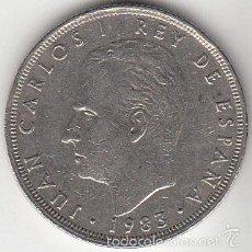 Monedas Juan Carlos I: JUAN CARLOS I. 25 PESETAS. 1983. BC. Lote 55781483