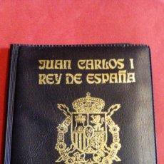 Monedas Juan Carlos I: CARTERA OFICIAL JUAN CARLOS I, 1984. Lote 56040885
