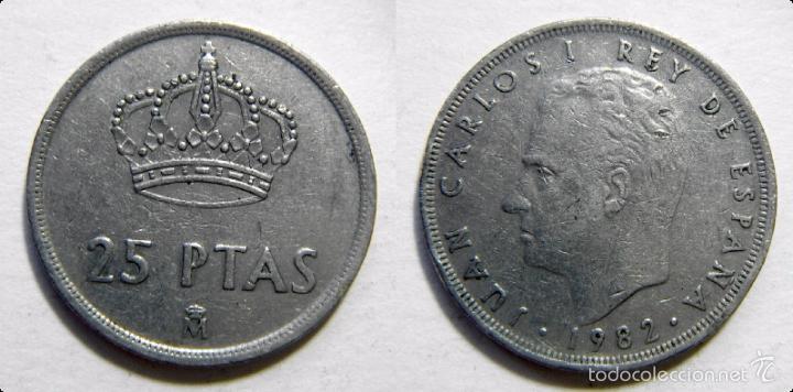 JUAN CARLOS I 25 PESETAS 1983 (Numismática - España Modernas y Contemporáneas - Juan Carlos I)