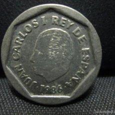 Monedas Juan Carlos I: 200 PESETAS 1986 JUAN CARLOS I . Lote 56554883