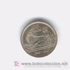 Monedas Juan Carlos I: MONEDA DE 100 PTS (2.001). Lote 57510052